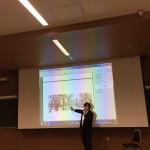 Dr Chu Chen-nan's Guest Lecture